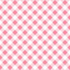 vector illustration of a seamless pattern of a pink white plaid