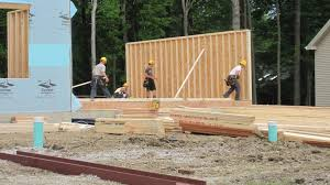 build on site homes manufactured house how we build homes armchair builder blog