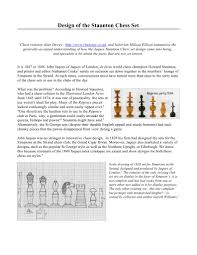 chess set designs staunton chess set design for jaques of london chess