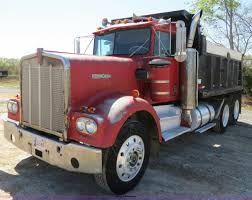 kenworth for sale in texas 1975 kenworth w900 dump truck item b4743 sold may 31 ok