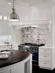 gray backsplash kitchen gray and white backsplash houzz