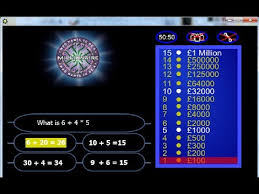 game maker tutorial who wants to be a millionaire youtube