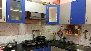 Kitchen Appliance Storage Ideas Indian Small Kitchen Tour Indian Small Kitchen Organization