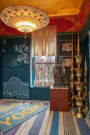 wandgestaltung orientalisch einrichtungsideen orientalisch