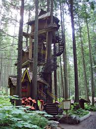 tree houses a and trees on pinterest arafen