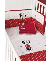 Crib Bedding Set Minnie Mouse by 33 Best Girls Crib Bedding Images On Pinterest Babies Nursery