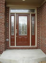 home entry doors majic window