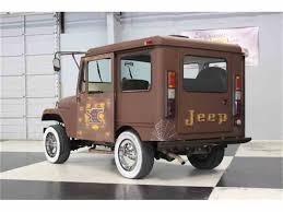 jeep mail van 1976 jeep mail jeep for sale classiccars com cc 591991