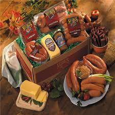 german gift basket black forest gift traditional german sausages nueske s