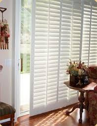 sliding glass door coverings modernize your sliding glass door with sliding plantation shutters