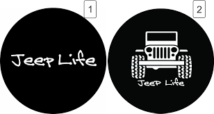 jeep life ideal jeep tire covers for vehicle decoration ideas with jeep tire