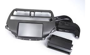 2008 honda accord dash kit scosche ha1707 dash kit gray allows you to install a single