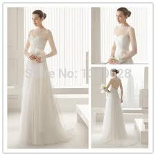 wedding dress covers sleeves illusion neckline lace cover back muslim