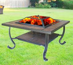 fire pit topper garden fire pit garden fire pit table made from heat treated epal