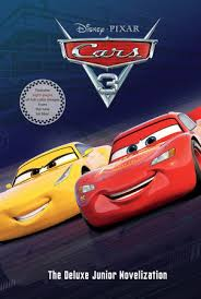 cars 3 deluxe junior novelization disney pixar cars 3 rh