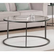 Round Glass Coffee Table by Overstock Round Coffee Table