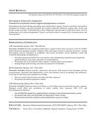 administrative assistant resumes assistant administrative resume arieli me