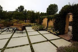 Concrete Patio Pictures Gallery Landscaping Network - Concrete backyard design ideas