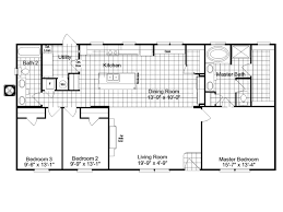 the kensington ml28563k manufactured home floor plan or modular