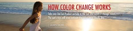 color changing clothes t shirts accessories by delsol com