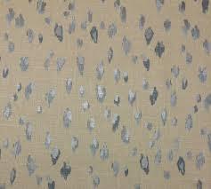 ballard designs cleo glacier blue metallic shimmer linen fabric by ballard designs cleo glacier blue metallic shimmer linen fabric by yard 56