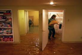 How To Dry Flooded Basement by First Steps After A Basement Flood