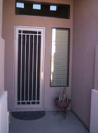 security screen doors for sliding glass doors security doors glass
