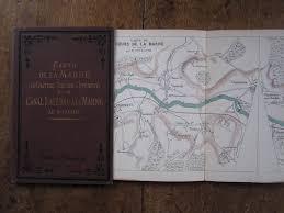 carte au bureau carte de la marne de chateau thierry a epernay et du canal lateral