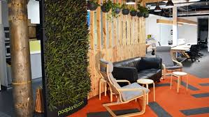 Indoor Vertical Gardens - podplants modular plug and play vertical gardens for indoor spaces