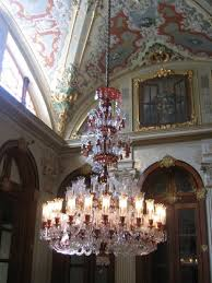 Bacarat Chandelier Baccarat Chandelier Dolmabahce Istanbul Daydreaming