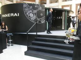 file hk central landmark officine panerai booth cocktail party oct