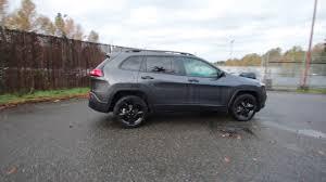 2017 jeep cherokee sport 2017 jeep cherokee altitude granite crystal metallic clearcoat