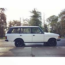 modified range rover classic finished builds rolling projects
