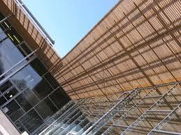 bardage bois claire voie laudescher qui sommes nous fabricant plafond suspendu