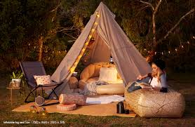 Kmart Easter Decorations Australia by Turn Camping Into Glamping Kmart