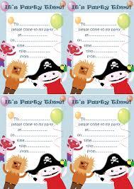 free party invitation templates invitations templates