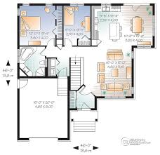 house plan w3260 detail from drummondhouseplans com casas