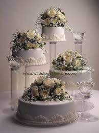 4 tier cake stand 4 tier cascading wedding cake stand stands 3 tier candle stand