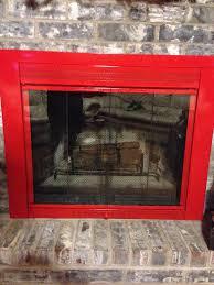 pleasant hearth fireplace glass doors fleshroxon decoration