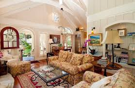 traditional livingroom 15 warm and cozy country inspired living room design ideas home