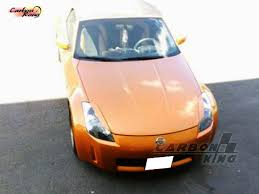 for 350 z33 fairlady z coupe eyelids eyebrows headlight cover 2003
