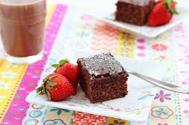 low fat banana brownie recipe