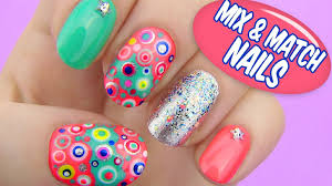 nail art designs step by step at home easy nail art designs step
