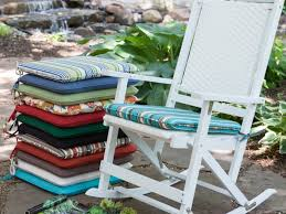 Red Patio Chair Cushions Patio 52 Patio Seat Cushions Patio Furniture Pads And Roth