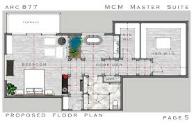 master bedroom plan modern master bedroom suite