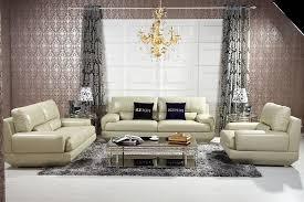 Best Italian Leather Sofa K8440 Modern Grey Italian Leather Sofa Set