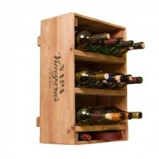 wine crate 12 bottle wine rack the gifted ferret eboutique