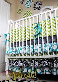 Crib Bedding Pattern Ruffled Crib Skirt Tutorial Nursery Bedding Reveal Positively