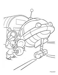little einstein coloring pages little einsteins plane coloring