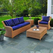 Build Your Own Patio Table Kingsley Bate Sag Harbor Wicker Deep Seating